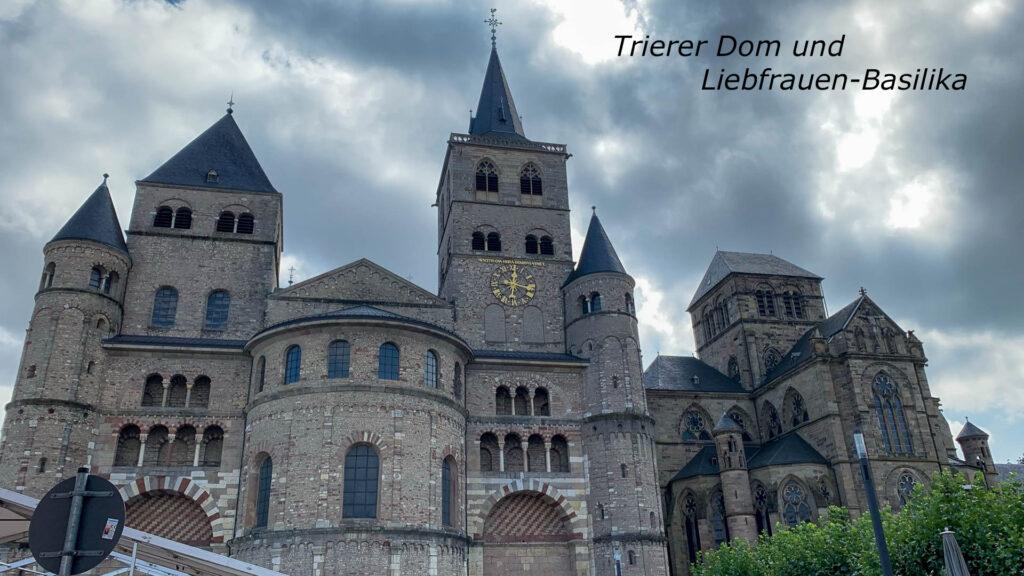 Trierer Dom und Liebfrauen-Basilika